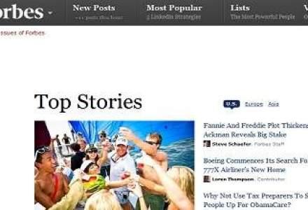 Gigantul Forbes Media analizeaza vanzarea companiei