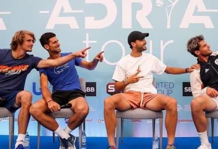 Novak Djokovic a donat 40.000 de euro unui oraş sârb puternic afectat de Covid-19