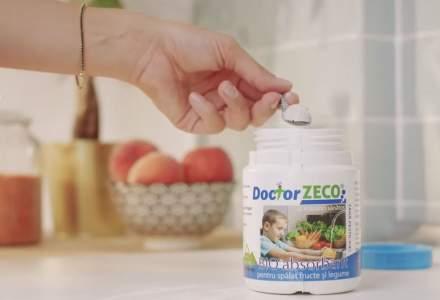Zeolites Group mizează pe dublarea cifrei de afaceri și lansează Doctor ZECO, bio absorbant pentru decontaminarea fructelor și legumelor