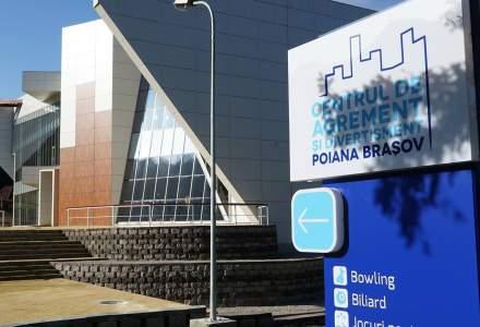 Centrul de Agrement din Poiana Braşov s-a redeschis