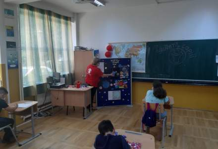 Program de recuperare educaţională a copiilor vulnerabili, implementat de Salvați Copiii