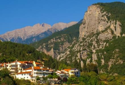 TOP CINCI cele mai frumoase sătucuri din Grecia