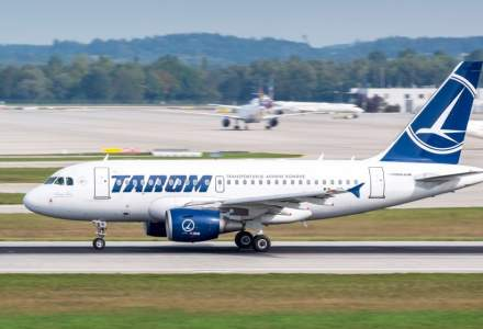 TAROM a reluat zborurile către Republica Moldova