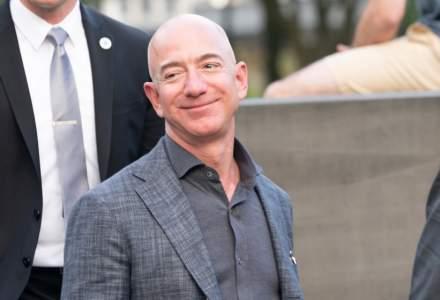 Jeff Bezos este atât de bogat încât a stabilit și un nou record
