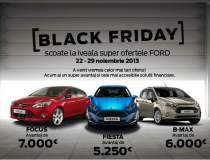 Masini noi de Black Friday....