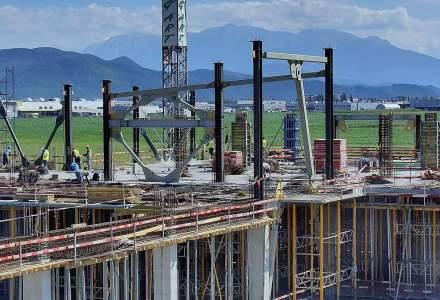 FOTO Un nou aeroport se construiește în România. Lucrările sunt în toi