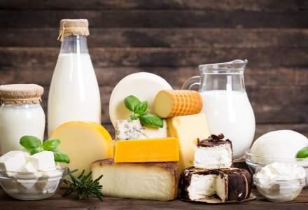 Creștere de 25% a valorii importului de produse lactate și miere în primul trimestru al anului 2020