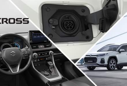 (P) Suzuki lansează noul ACROSS, primul model hibrid de tip plug-in al mărcii