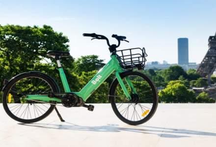 Bolt lansează un serviciu de transport cu biciclete electrice