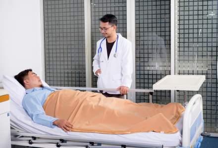 După decizia CCR, 550 de pacienți COVID au fost externați din spitale în ultimele două zile