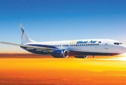 Blue Air încearcă să scape de insolvență. Ce măsură a anunțat compania aeriană