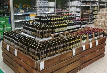 Auchan aduce peste 300 de beri la ediția din acest an a Târgului de Bere, aproape 200 dintre acestea fiind produse în România