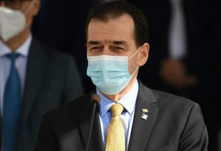 Un angajat al Guvernului, infectat cu COVID-19: acesta nu a intrat în contact cu Ludovic Orban