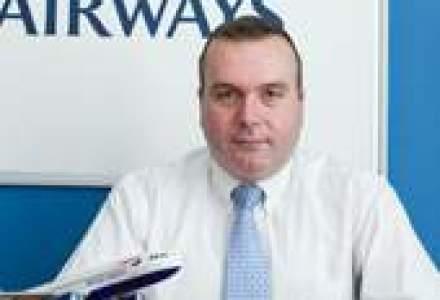 British Airways, trafic in crestere cu 45% pe piata din Romania in 2008