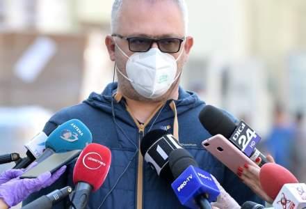 Directorul suspendat al Unifarm Adrian Ionel, la ieşirea din DNA: Sunt nevinovat şi voi dovedi