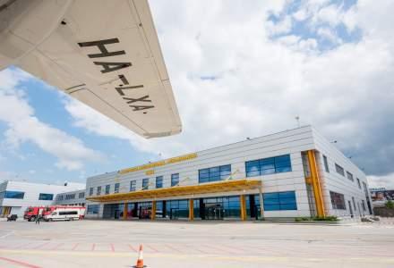 """Aeroportul """"Avram Iancu"""" din Cluj reia zborurile spre Marea Britanie, Spania, Olanda şi Belgia"""