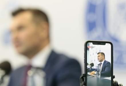 Ionuț Stroe, MTS: Vom permite prezenţa spectatorilor pe stadioane când cifrele de infectări vor ajunge către 0