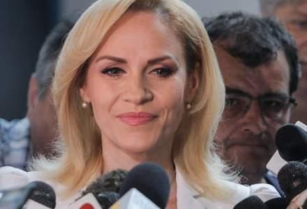 Gabriela Firea anunță că își va retrage candidatura la Primărie, dacă Robert Negoiță stă mai bine decât ea în sondaje