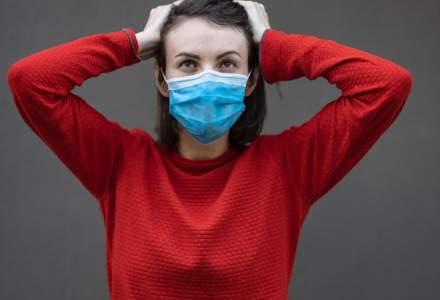 Ce cred românii despre pandemia de coronavirus: câți poartă mască și folosesc gel dezinfectant