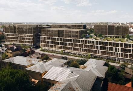 Iulian Dascălu ridică un campus de birouri, lângă Palas Iași