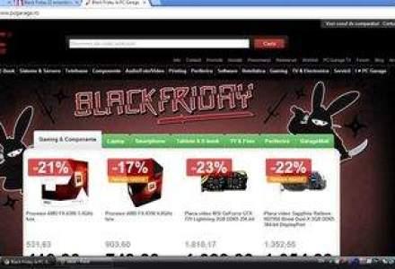 Surpriza: primul an in care site-urile nu au picat de Black Friday
