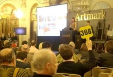 """""""Visare"""": la ce pret record a fost vandut cel mai scump desen la o licitatie din Romania"""