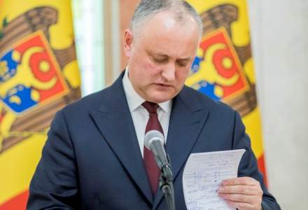 BREAKING | Igor Dodon intenționează să dizolve Parlamentul