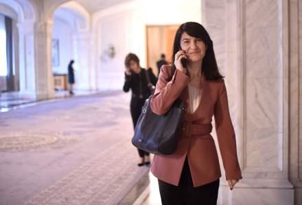 Violeta Alexandru: Drumul spre digitalizare este ireversibil la Ministerul Muncii