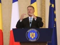 Klaus Iohannis: România a...