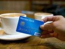 Cele 22 de banci membre Visa...