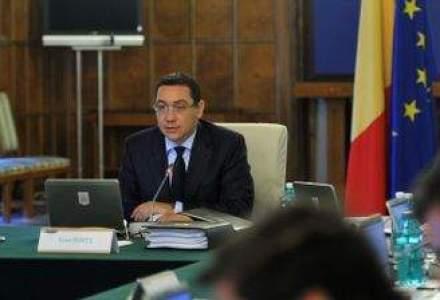 Noua miza a razboiului Ponta-Basescu: memorandumul cu Rompetrol