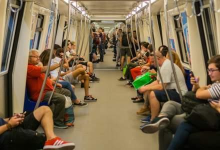 Se înmulțesc amenzile la metrou: aproape 170 de sancțiuni în ultimele zile