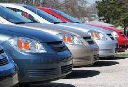 Topul vanzarilor de autoturisme din import pe clase in 2008