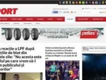 Prosport trece pe online si...