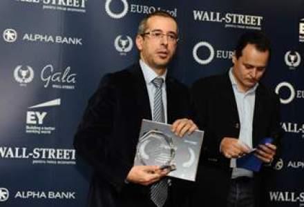 Ce autori au fost premiati la Gala Wall-Street la categoria <<Cartea Anului>>