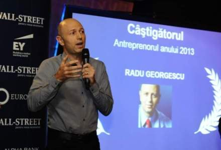 Doua generatii in oglinda: Gala Wall-Street.ro a premiat antreprenorii anului