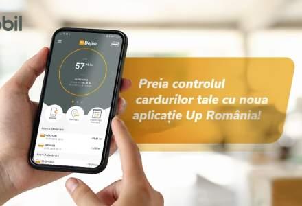 Up România introduce o nouă facilitate pentru utilizatorii de carduri: plata direct din aplicație