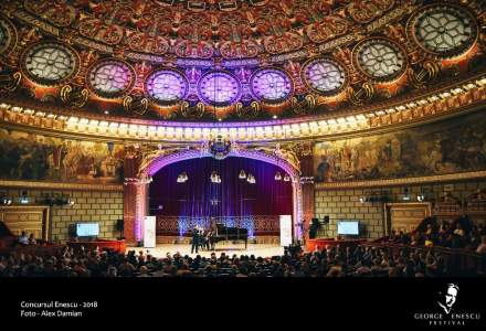 Biletele și abonamentele la concertele online ale Concursului Enescu 2020, puse în vânzare