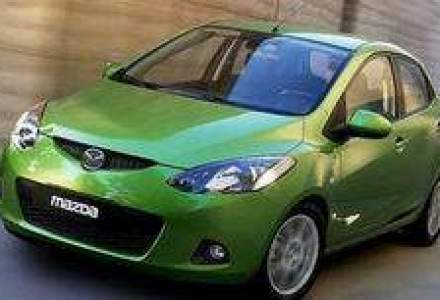 Mazda ofera primul sau serviciu de finantare in Romania