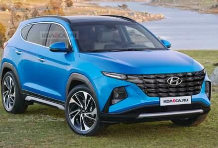 Hyundai Tucson 2021 - cum ar putea arăta noul SUV