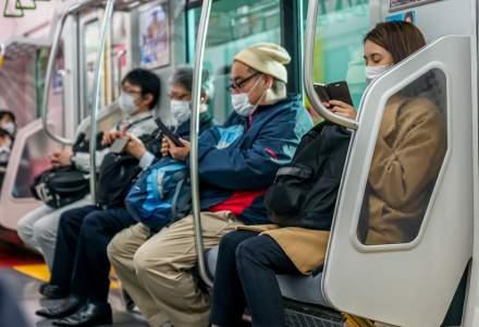 """Alertă """"roșie"""" în Tokyo: propagarea coronavirusului este de nivelul 4 pe o scară de risc de la 1 la 4"""
