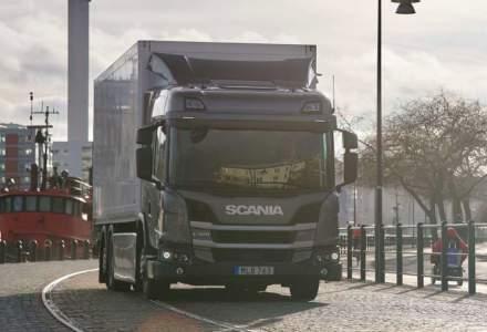 Cel mai mare distribuitor din Danemarca face teste cu camioane electrice Scania