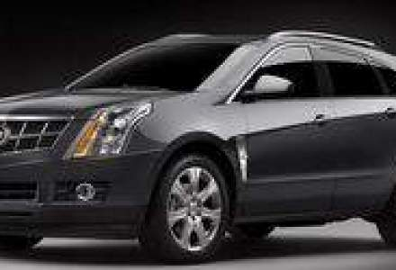 Radacini Motors delivers in September the new Cadillac SRX in Romania
