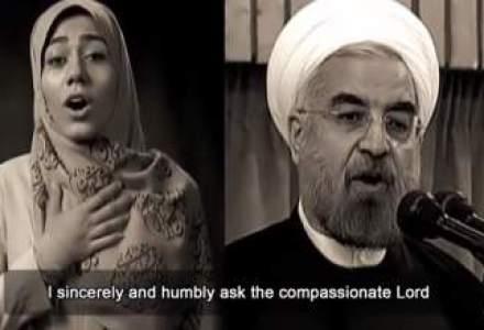 30 de milioane de utilizatori iranieni de Internet NU pot vedea clipul cu presedintele lor