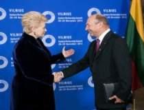 Basescu, la summit-ul de la...