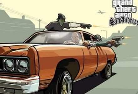 Rockstar Games lanseaza jocul GTA San Andreas pe smartphone si tableta