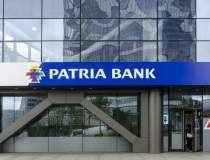 Patria Bank a finanțat cu...