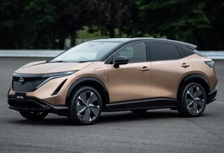 Nissan Ariya, un nou SUV electric japonez