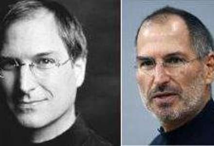 Minti ilustre in afaceri. Steve Jobs, Apple Computers Inc.
