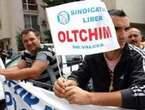 "PROTESTE la Oltchim: ""Avem de..."